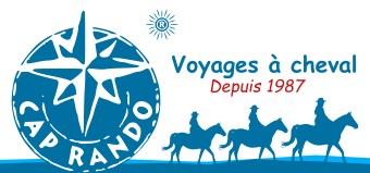 Cap Rando Voyages à cheval et randonnées équestres depuis 1987